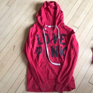 LOVE PINK Victoria's Secret sweatshirt